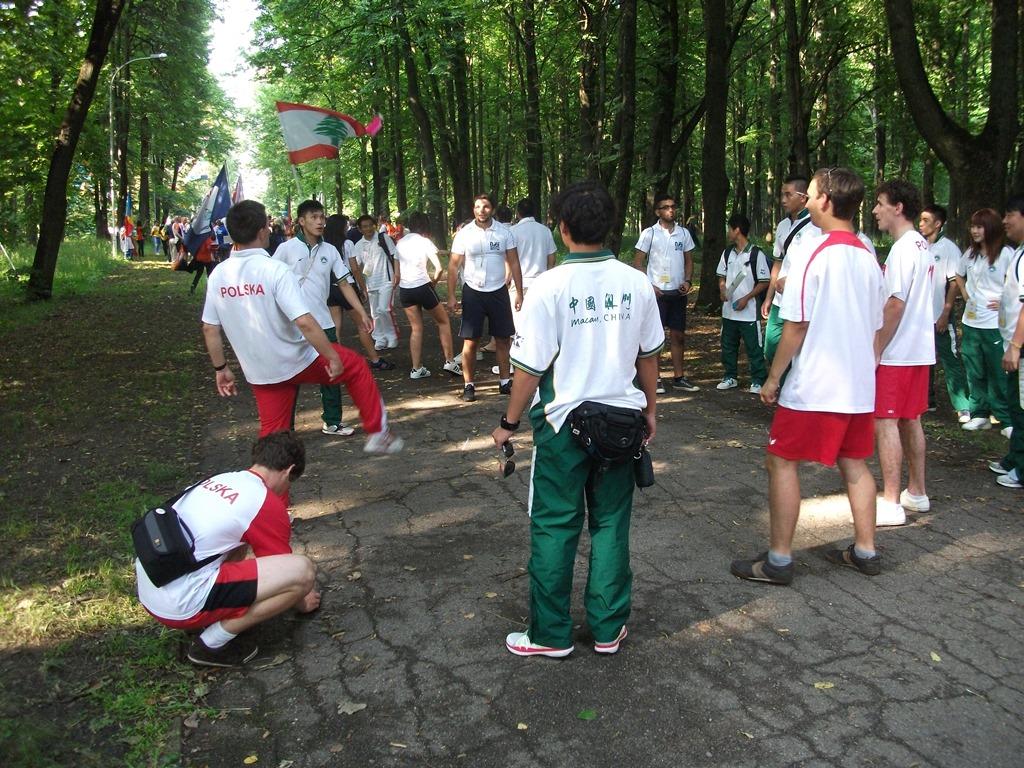 gra w zoske sporty tradycyjne na litwie