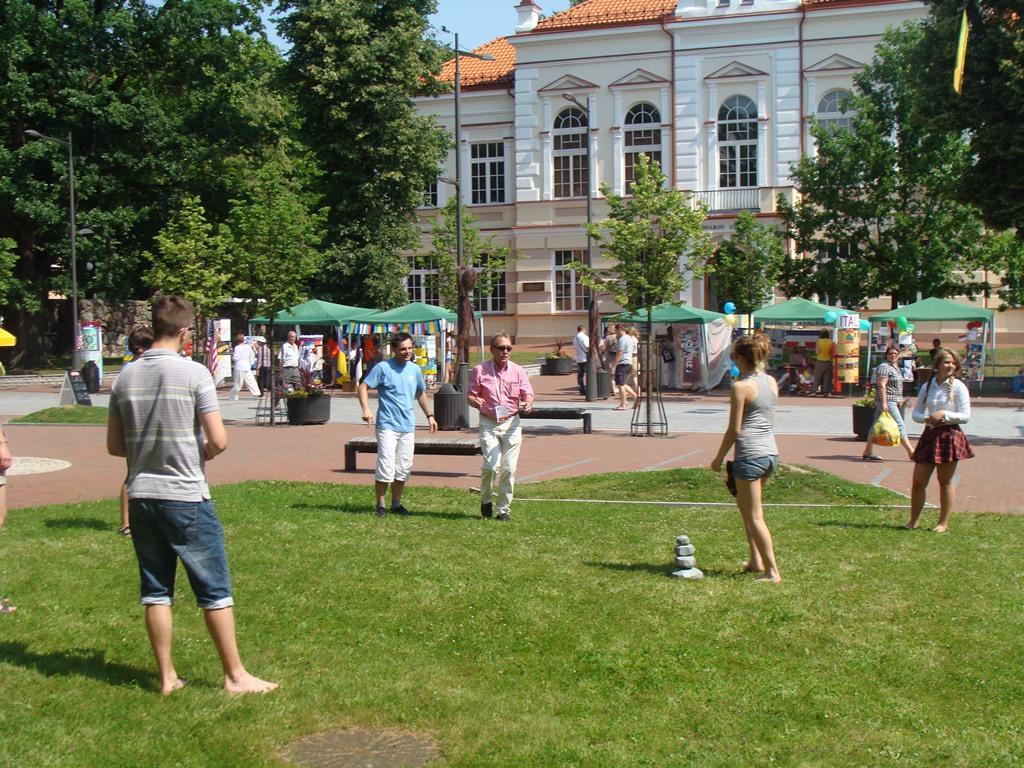 Litwa igrzyska sportów tradycyjnych