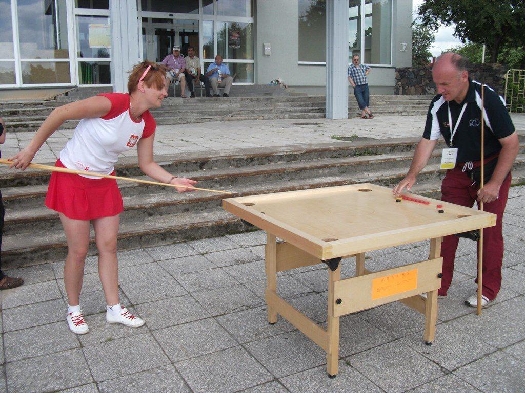 łotewska gra tradycyjna novus