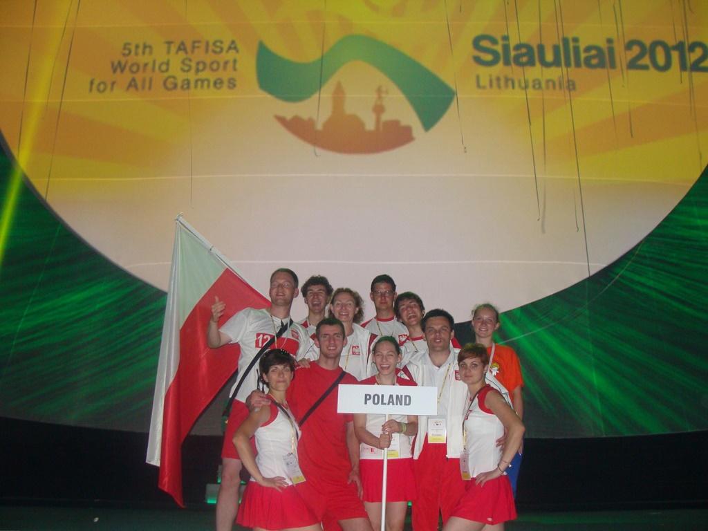 reprezentacja Polski na igrzyska sportow tradycyjnych 2012 2