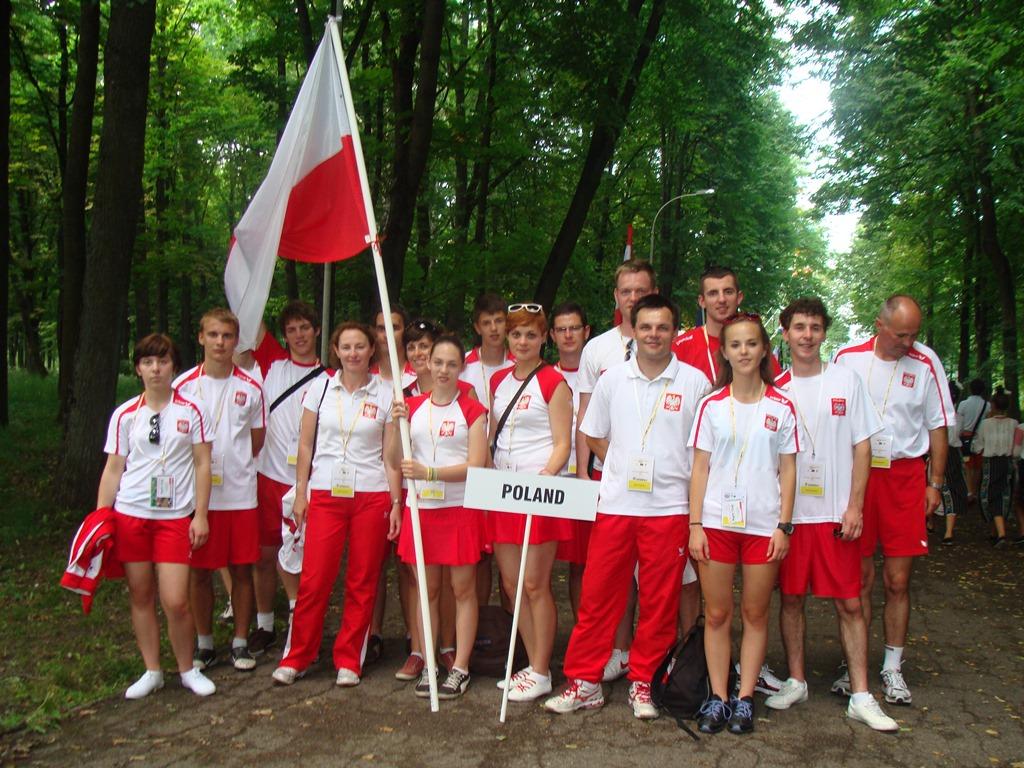 reprezentacja Polski na igrzyska sportow tradycyjnych 2012