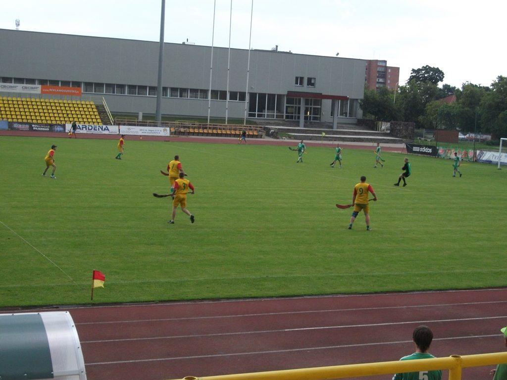 ritinis na igrzyskach litewskich