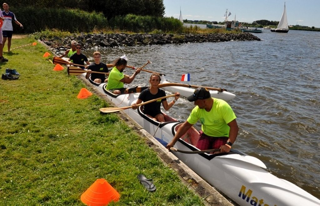 Bartosz Prabucki - inspirowany sportem - canoe