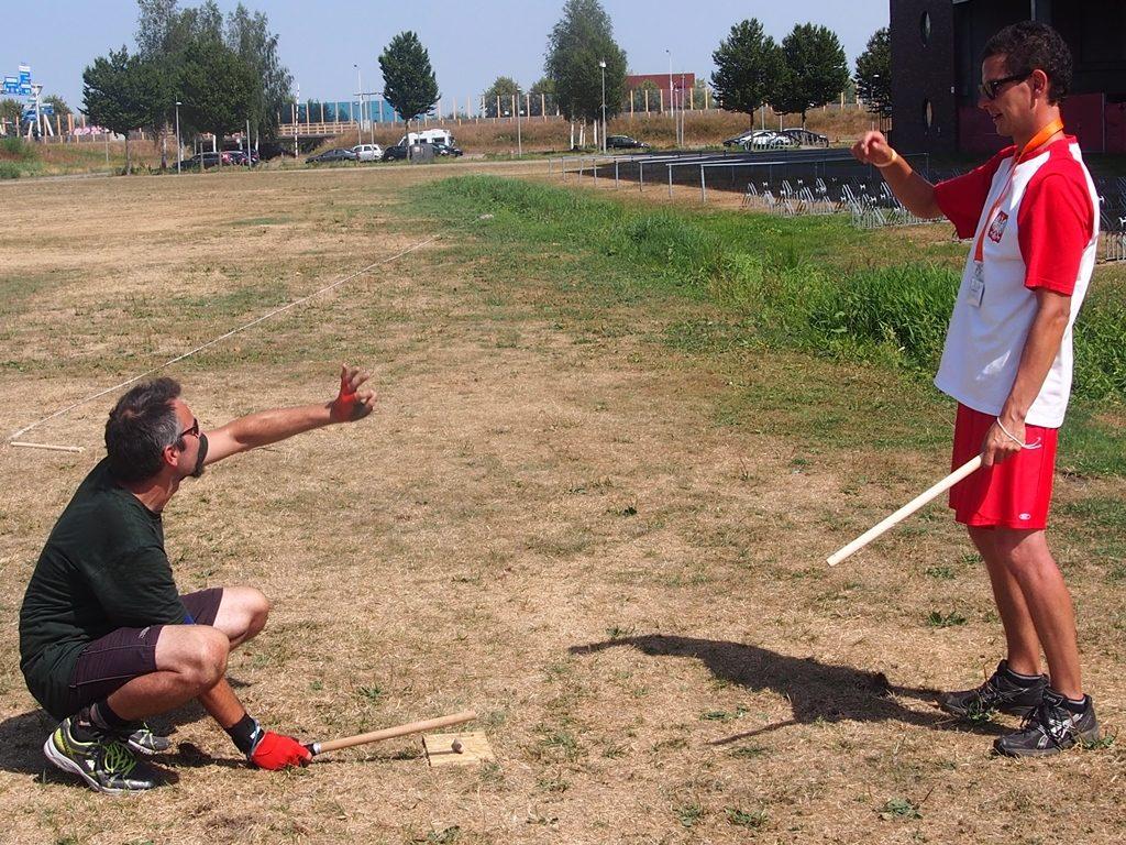 gra tradycyjna - pandolo