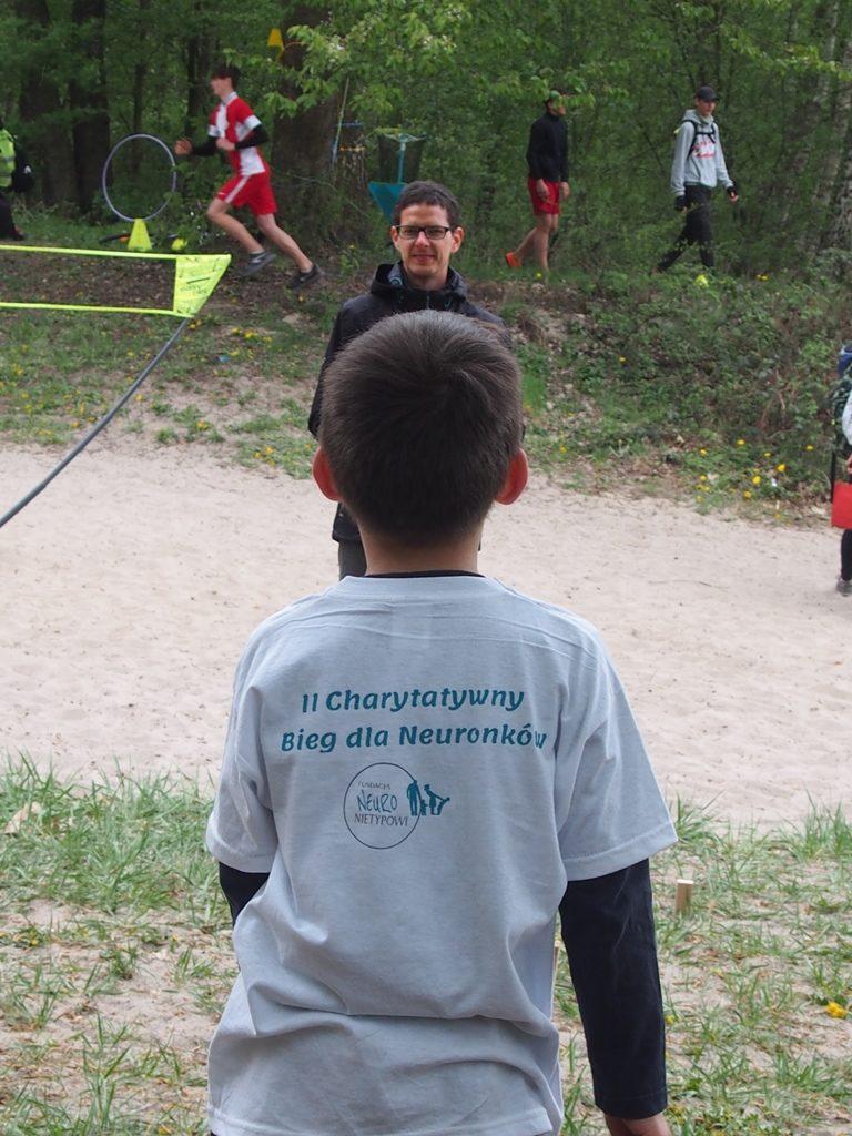 Inspirowany sportem - II Charytatywny Bieg dla Neuronków