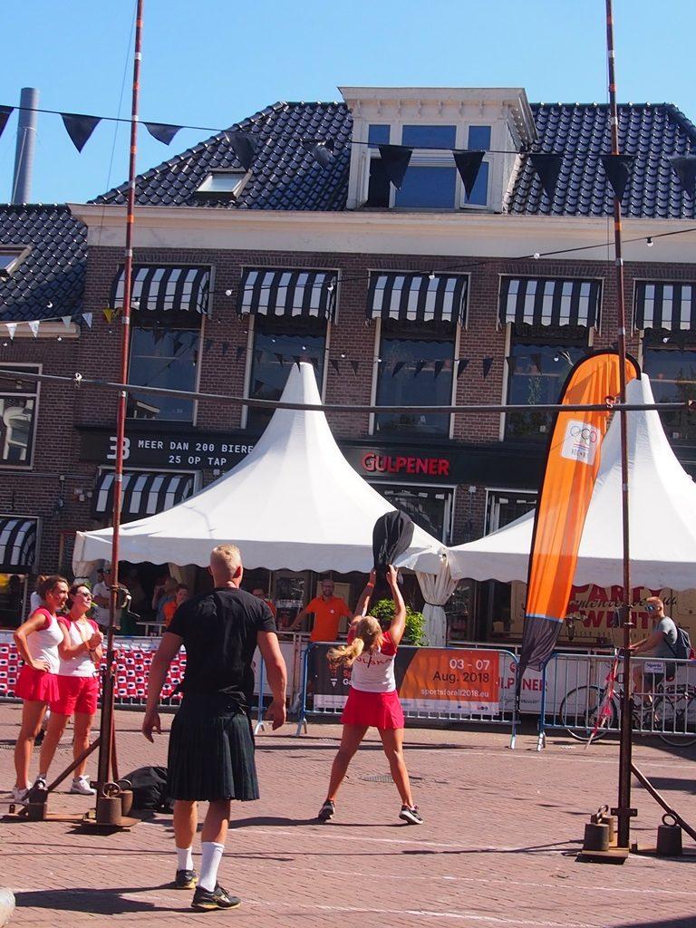 Rzut workiem - sporty tradycyjne w Holandii
