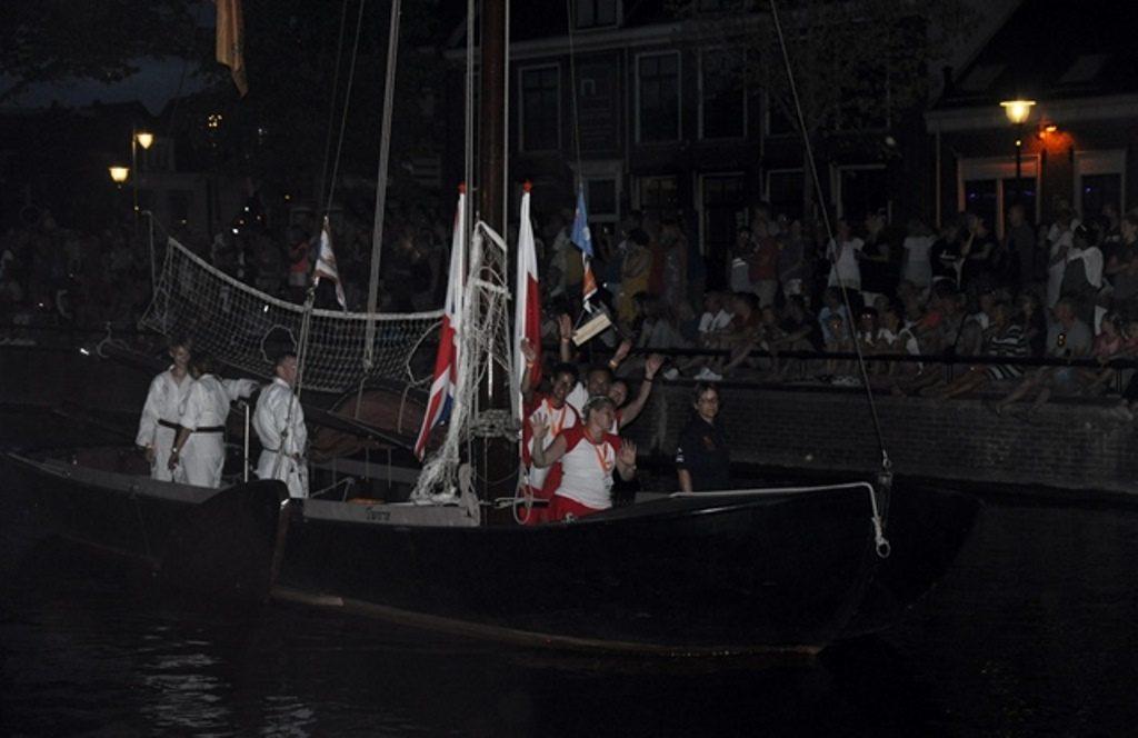 sporty tradycyjne - parada statków
