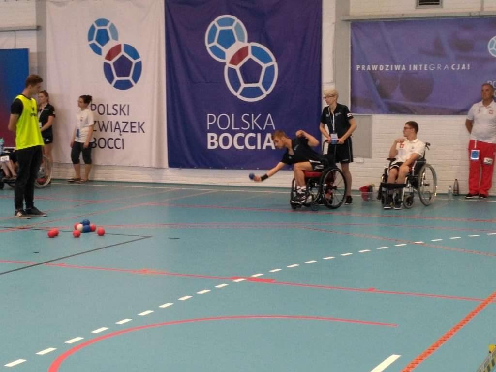 sport osób niepełnosprawnych