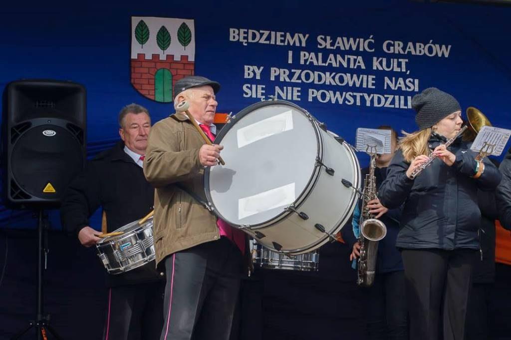 palant - orkiestra na scenie