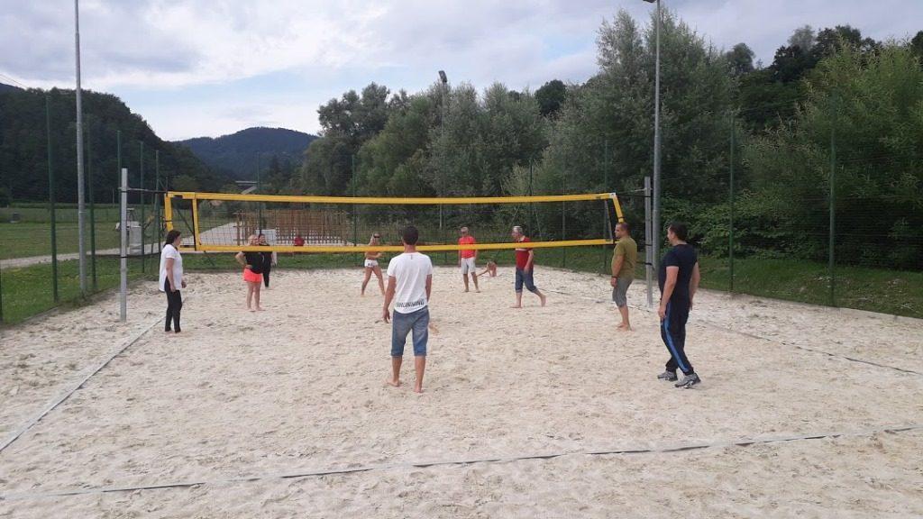 Projekt bullying - siatkówka plażowa