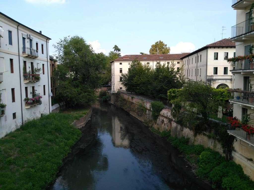 Vicenza - kanał