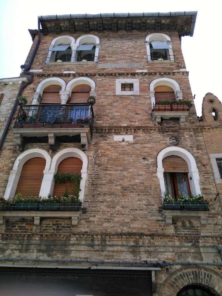 Wenecja - architektura