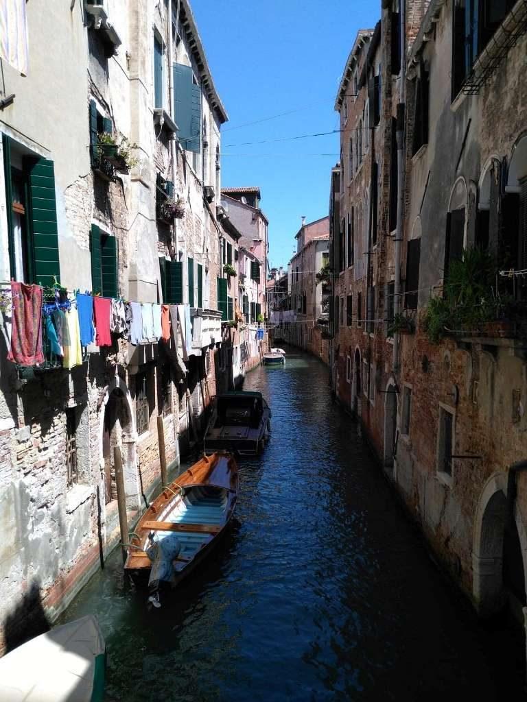 Wenecja - lokalnie