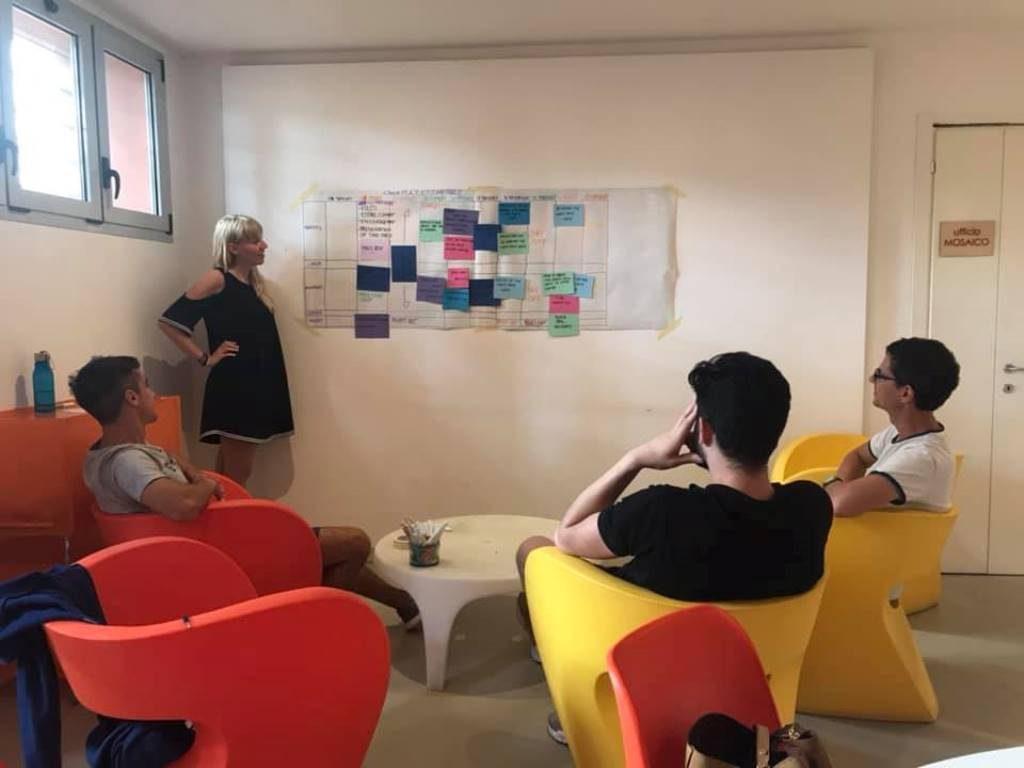 Vicenza - plan spotkania