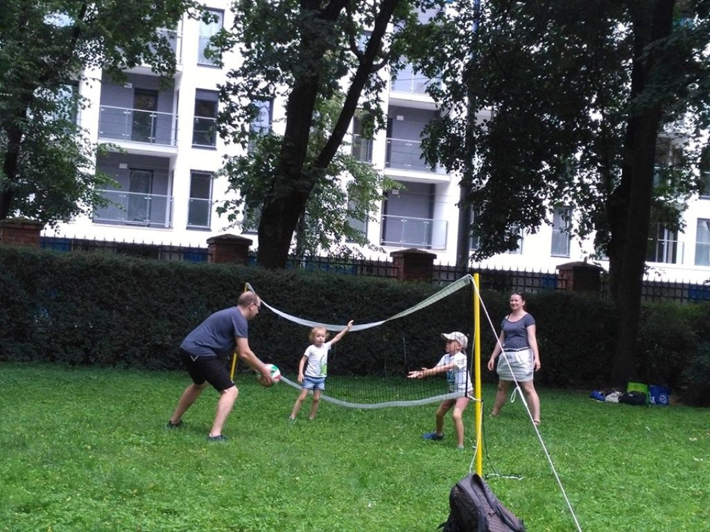 pierścieniówka - rozrywka rodzinna