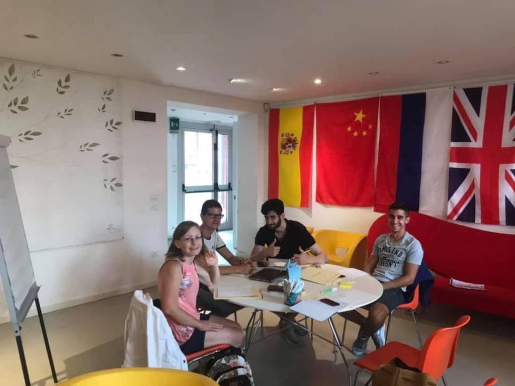 Vicenza  - spotkanie projektowe2