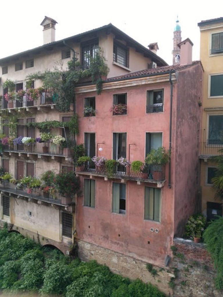 Vicenza - architektura