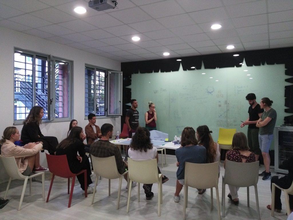 spotkanie w Vicenzie - praca nad nową grą