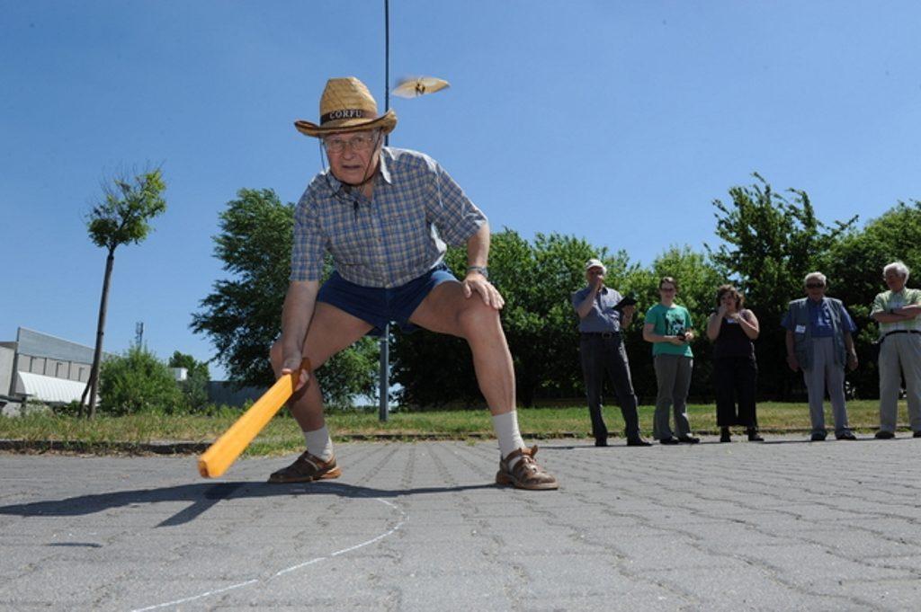 sztekiel - aktywność osób starszych