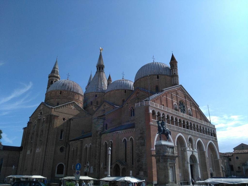 Padwa - Katedra św. Antoniego
