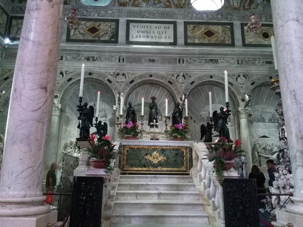 Padwa - grób św. Antoniego