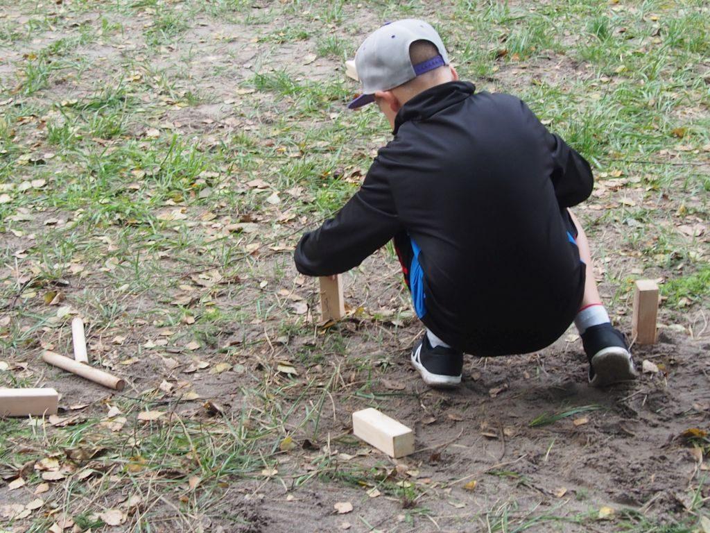 gra tradycyjna - kubb