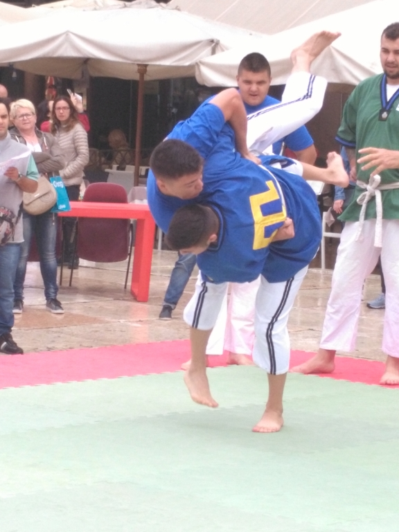 traditional sport Kures 3