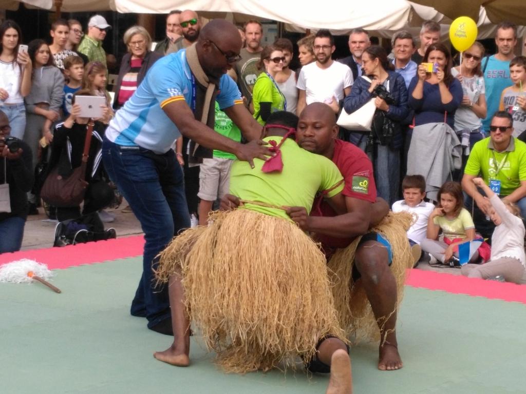 tradititonal wrestling - Kabubu 2