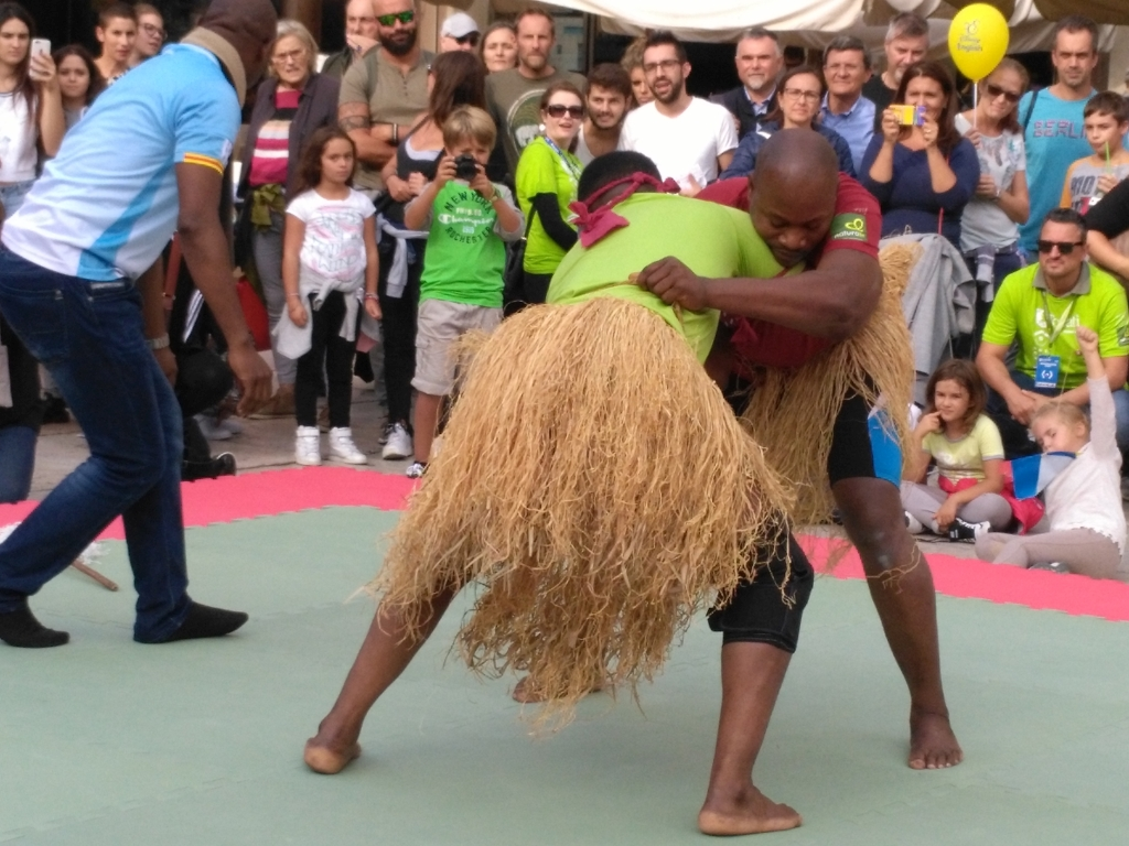 traditional wrestling - Kabubu 2