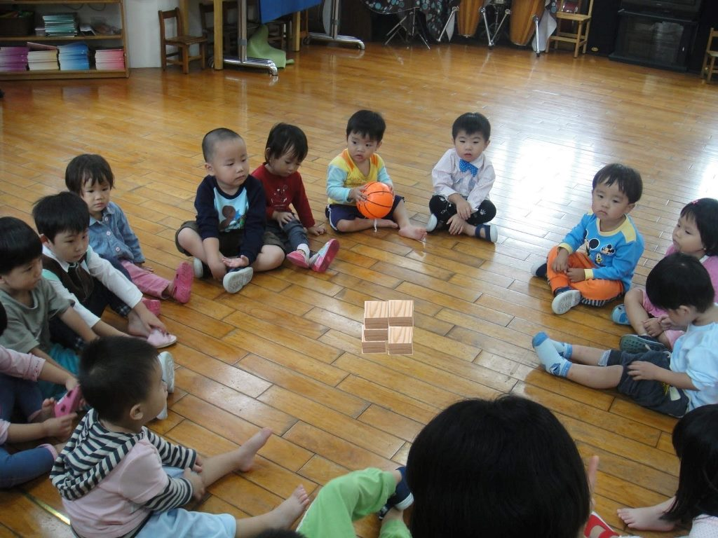 the Chapel - Polish, traditional game in China2